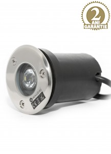 Spot LED exterior incastrabil PS003 1W